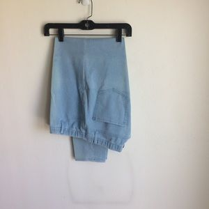Faded Glory Jeans Light Blue Size XXL/20